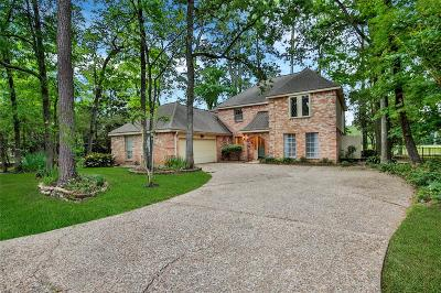 The Woodlands TX Single Family Home For Sale: $429,900