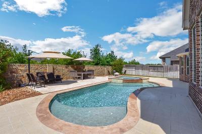 Fulshear TX Single Family Home For Sale: $499,000