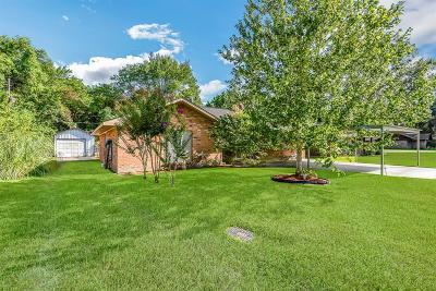Single Family Home For Sale: 607 Ross Street