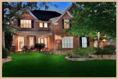 The Woodlands Single Family Home For Sale: 23 N Millsap Circle