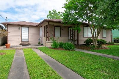 Single Family Home For Sale: 5804 Avenue T