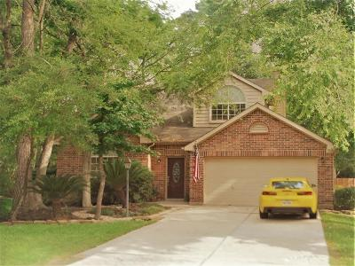 The Woodlands Single Family Home For Sale: 159 N Golden Arrow Circle