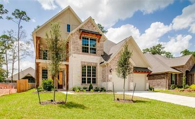 Conroe Single Family Home For Sale: 2621 Blooming Field Ln