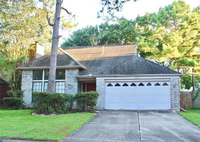 Houston TX Single Family Home For Sale: $203,900