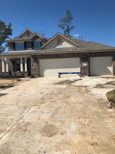 Crosby Single Family Home For Sale: 810 S Galley Drive