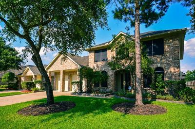 Pearland Single Family Home For Sale: 2615 Parkbriar Lane