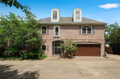 Houston Single Family Home For Sale: 6733 Westchester Court