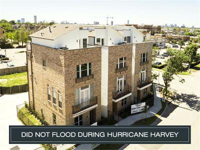 Houston Condo/Townhouse For Sale: 1018 Patterson