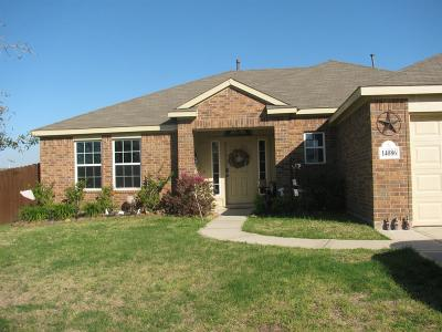 Willis Single Family Home For Sale: 14086 Overstreet Drive
