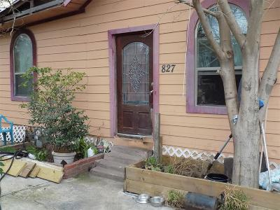 Houston Single Family Home For Sale: 827 W 21st Street