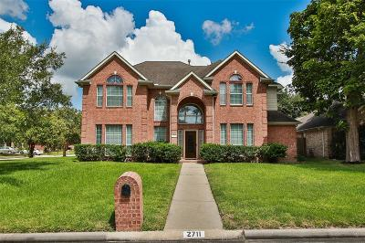 Harris County Single Family Home For Sale: 2711 Everest Lane