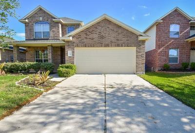 Rosenberg Single Family Home For Sale: 7703 Summerdale Drive