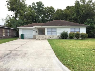 Pasadena Single Family Home For Sale: 1219 Aberdeen Road