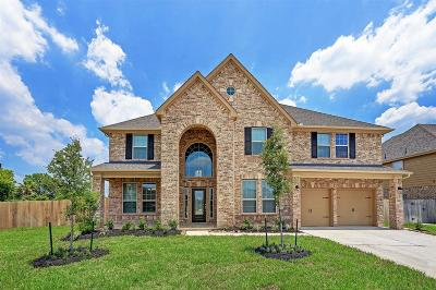 Pearland Single Family Home For Sale: 2811 Mason Court