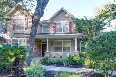 The Woodlands Single Family Home For Sale: 99 S Plum Crest Circle