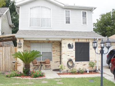Houston TX Single Family Home For Sale: $142,500
