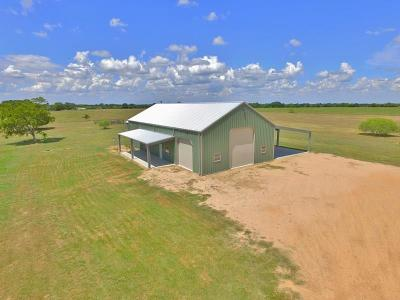 Weimar Farm & Ranch For Sale: 3460 W Sedan Rd