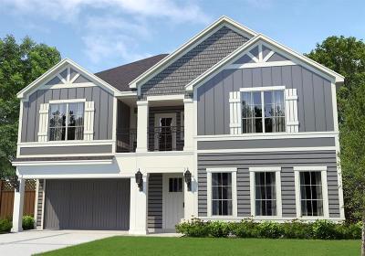 Houston Single Family Home For Sale: 2309 Langston Street