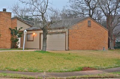 Missouri City Single Family Home For Sale: 3410 Duncaster Court