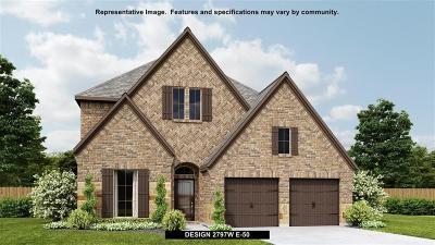 Richmond Single Family Home For Sale: 23343 Bingum Pass Drive