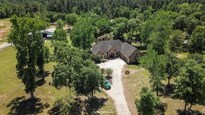 Montgomery Single Family Home For Sale: 8382 Hills Parkway
