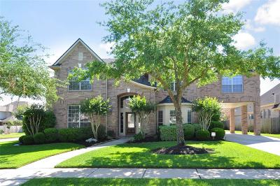 Summerwood Single Family Home For Sale: 15603 Stone Gables Lane