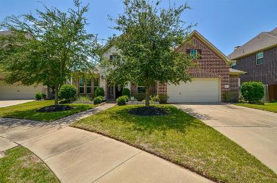 Sugar Land Single Family Home For Sale: 5814 Ramblebrook Lane
