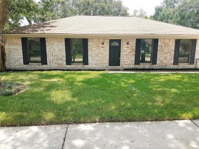 Friendswood Single Family Home For Sale: 15814 Wandering Trail