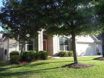 Conroe Single Family Home For Sale: 959 Stoneglade Drive