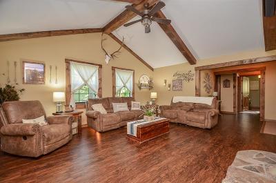 Simonton Single Family Home For Sale: 37716 Broncho Road
