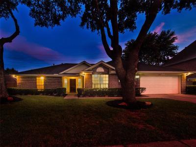 Missouri City Single Family Home For Sale: 3407 Beauregard Court