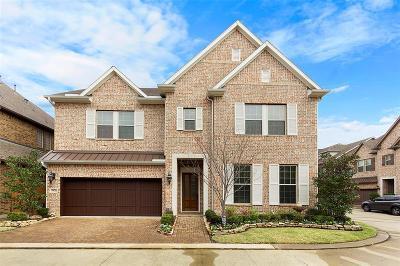 Houston Single Family Home For Sale: 8408 Moritz Walk