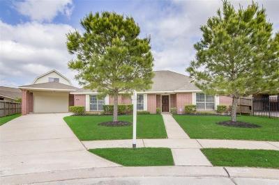 League City Single Family Home For Sale: 2163 Winslow Lane