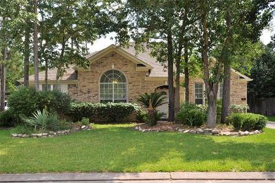 The Woodlands TX Single Family Home For Sale: $296,000