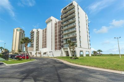 Galveston Mid/High-Rise For Sale: 415 East Beach Drive #114