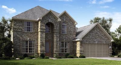 Tomball Single Family Home For Sale: 21607 Albertine Drive