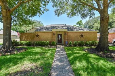Single Family Home For Sale: 15710 Laurel Heights Drive