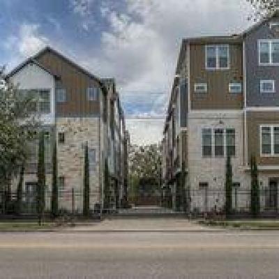 Houston TX Condo/Townhouse For Sale: $559,900