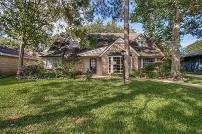 Single Family Home For Sale: 18214 Caprice Lane