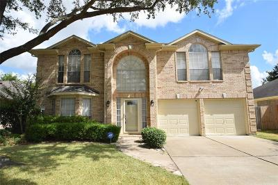 Katy Single Family Home For Sale: 23726 Norton House Lane