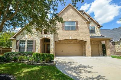 Katy Single Family Home For Sale: 4534 Cedarfield Road