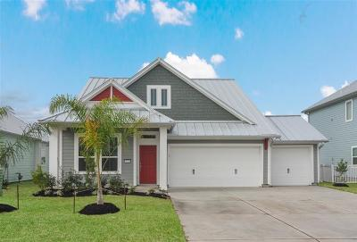 Texas City Single Family Home For Sale: 5326 Brigantine Cay Court