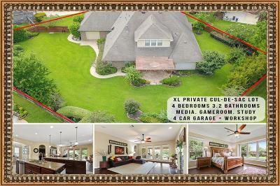 Humble Single Family Home Pending: 7922 Pine Heath Court