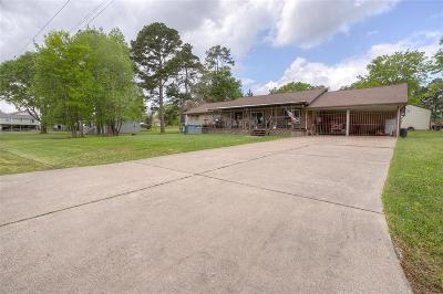 Trinity County Single Family Home For Sale: 110 Sunset Drive