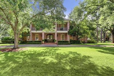 Houston Single Family Home For Sale: 5510 Tupper Lake Drive