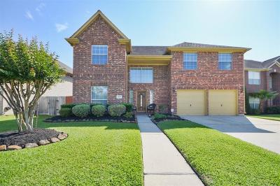 Humble Single Family Home For Sale: 18510 Falcon Crest Drive