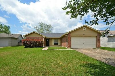 Pearland Rental For Rent: 1122 Melford Avenue