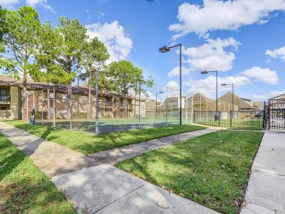 Seabrook Condo/Townhouse For Sale: 3300 Pebblebrook Drive #88