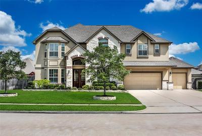Katy Single Family Home For Sale: 26406 Prairie School Lane