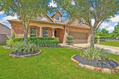 Cinco Ranch Single Family Home For Sale: 4422 Calvet Forest Drive